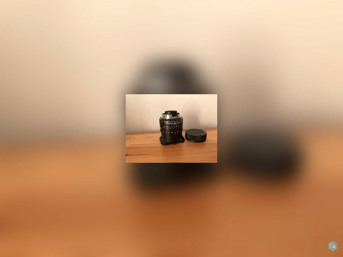 Leica M Summilux-ASPH FLE 35f/1.4 1
