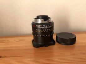 Leica M Summilux-ASPH FLE 35f/1.4
