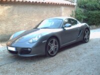Porsche Cayman S 3,4L 320cv de 2009 phase 2 5