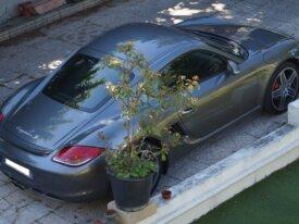 Porsche Cayman S 3,4L 320cv de 2009 phase 2