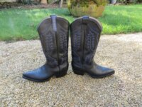 bottes mexicaines 1