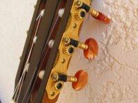 Guitare Yamaha sonorisée par luthier 2
