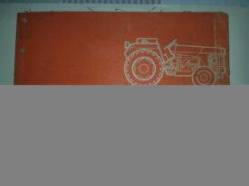 catalogue pièces détachées Renault 1964