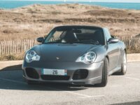 Porsche 996 Carrera 4S Cabrio hard top  1