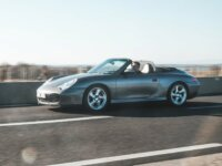 Porsche 996 Carrera 4S Cabrio hard top  2