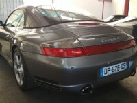 Porsche 996 Carrera 4S Cabrio hard top  6