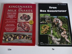 Livres reptiles