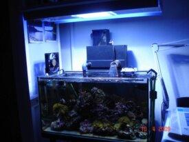 Equipement complet eau de mer 60 litres