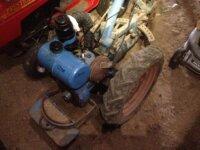 vends motoculteur U5 2
