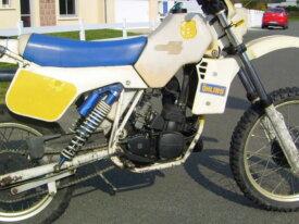 HUSQVARNA 125 WR 1984