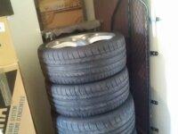 [vends] 4 pneus 19 pouces Michelin été PS2 1