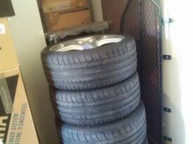 [vends] 4 pneus 19 pouces Michelin été PS2