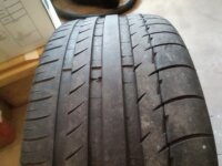 [vends] 4 pneus 19 pouces Michelin été PS2 3
