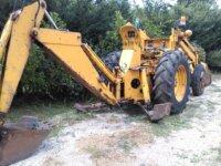 tractopelle FORDSON Super Major Diesel 2