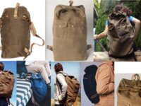 VENDS  Duffle Backpack militaire 2