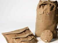 VENDS  Duffle Backpack militaire 3