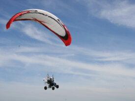 M25Y CORS'AIR+ITV Lapoon+sellette+parachute