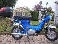 Moto James-B Charly 125 cm3 1