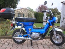 Moto James-B Charly 125 cm3