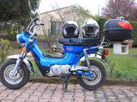 Moto James-B Charly 125 cm3 2