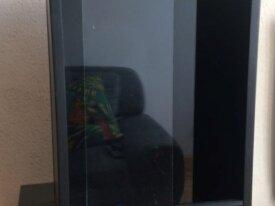 Terrarium PVC 40x40x60 + Rampe Exo Terra