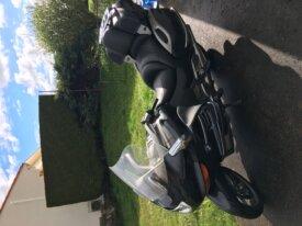 BMX K1200LT PANNE ABS