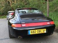 993 carrera tiptronic VENDUE 6