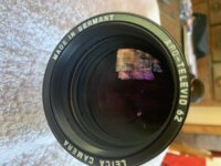 Longue vue Leica  3