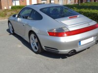 Porsche 996 Carrera 4S 2