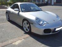 Porsche 996 Carrera 4S 3
