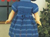 Modeles Vêtements Poupée-Poupon de 20-50cm et+(HT) 1