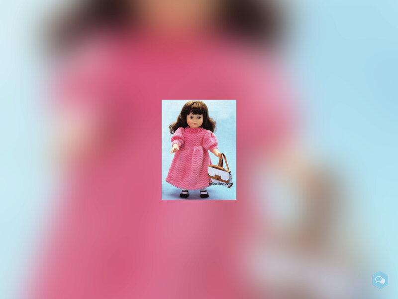 Modeles Vêtements Poupée-Poupon de 20-50cm et+(HT) 2