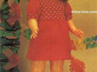 Modeles Vêtements Poupée-Poupon de 20-50cm et+(HT) 3