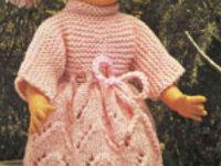 Modeles Vêtements Poupée-Poupon de 20-50cm et+(HT) 5