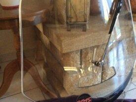 Grand pare-brise teinté Goldwing avec essuie-glace