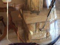Grand pare-brise teinté Goldwing avec essuie-glace 2