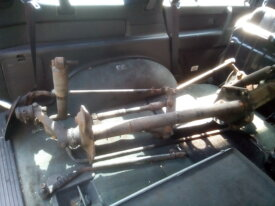 2011 Front Axle