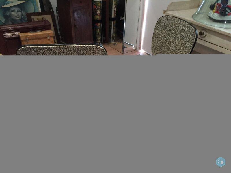 lot 2 chaises vintage 1960  1