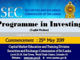 Programme in Investing