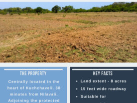 Land for Sale in Kuchchaveli