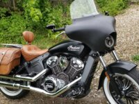 Selle Mustang Indian Scout 1