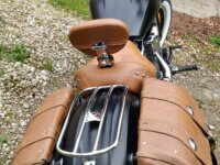 Selle Mustang Indian Scout 3