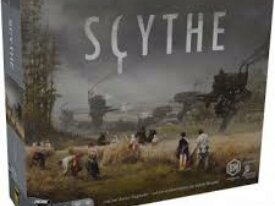vends scythe