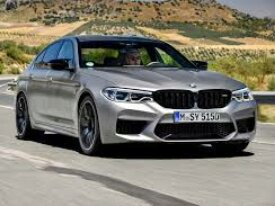 BMW M5 Competition - 625 ch