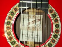 guitare valeriano bernal gitano 50 anniversario 2