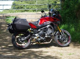 Yamaha MT09 Tracer Lavared