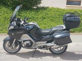 Je vends ma moto