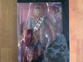 "Black Series 6"" Chewbacca"