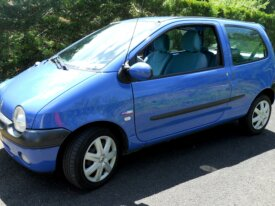 Vends Twingo Kiss Cool