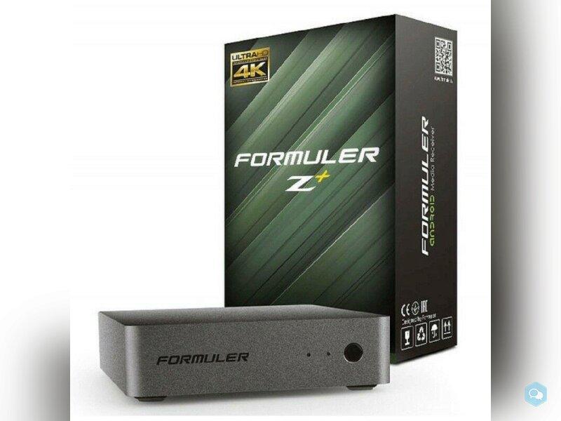 FORMULER Z+ 4K + ABONNMENT 12 MOIS 1
